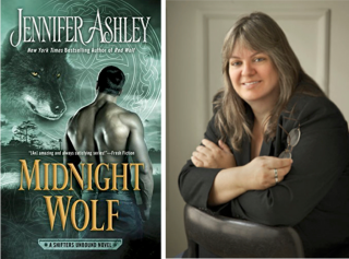 Jennifer Ashley and Novel