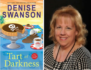 Denise Swanson and Novel