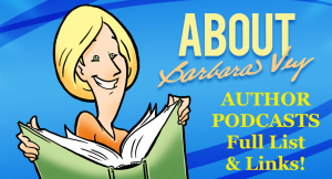 Author Podcast Widget